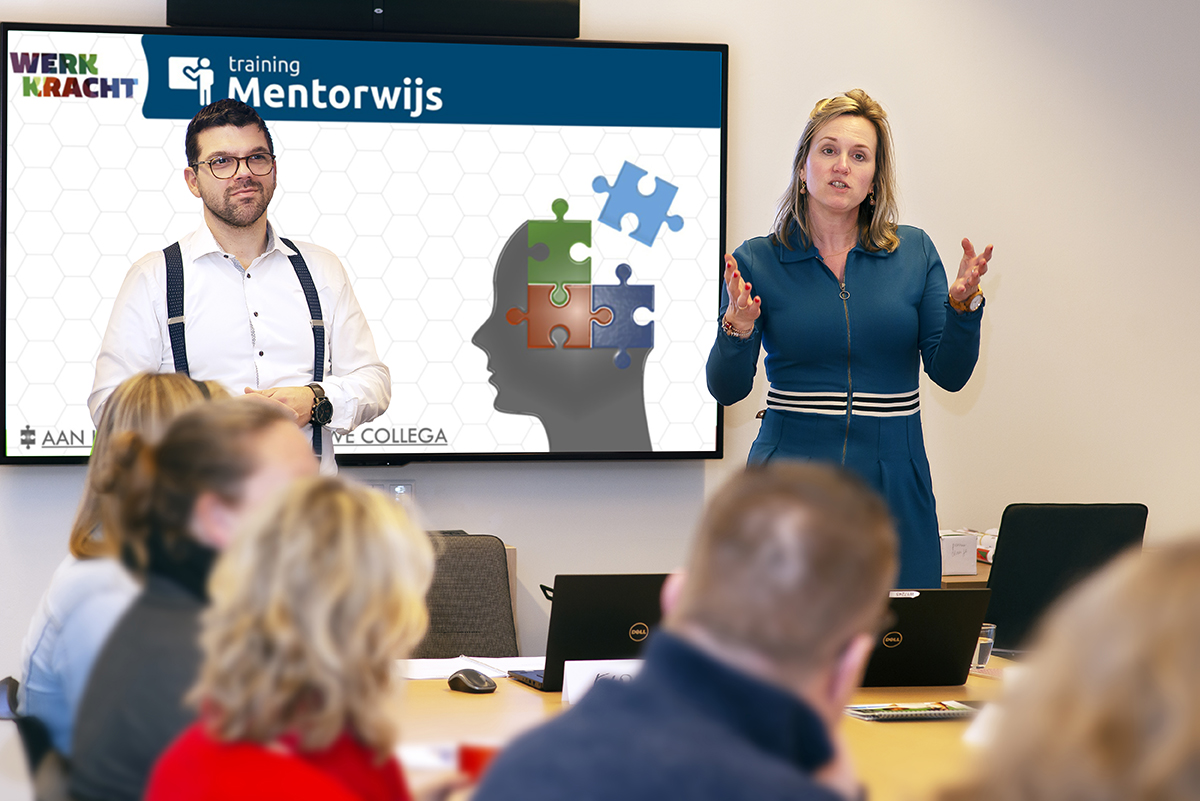 Training voor leidinggevenden bij duurzame arbeidsparticipatie